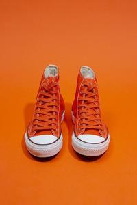 """Re: Der SAMMLER solo × TheThreeRobbers ARMY GYM SHOES HI ORANGE #6""ってこんなこと。 - THE THREE ROBBERS ってこんなこと。"