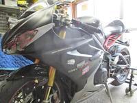 S田サン号 デイトナ675Rのぷち加工からのアドレスV100のぷち加工・・・(笑) - バイクパーツ買取・販売&バイクバッテリーのフロントロウ!