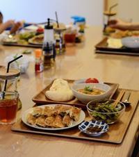 今日のレッスン(7月25日)〜食べた事がない食材にチャレンジ^^〜 - 料理教室 あきさんち