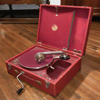 ポータブル蓄音器HMV99が入荷しました - シェルマン アートワークス 蓄音機blog