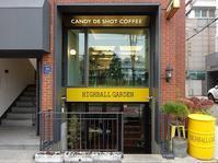 年末渡韓【新沙】CANDY DE SHOT COFFEE/캔디드샷커피 ブランチマッチプ - Kirana×Travel