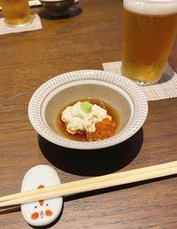 1002、串揚・旬彩  隆〜TAKA〜 - ossanmama@福岡 の外食日記