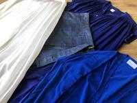 衣替え第一弾とユニクロ追加購入品 - 晴れ好き女の衣生活メモ