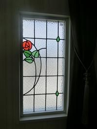 3枚組みのパネル - atelier GLADYS  ステンドグラス工房 作り手の日々