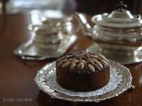 ダンディーケーキ - お茶をどうぞ♪