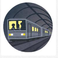 【悲報】女性市議「イヤァァァア!京都の地下鉄に萌え絵が!!ミニスカが!!男性目線!!」 - フェミ速
