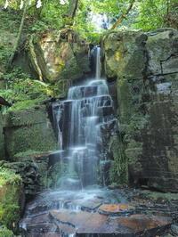 青葉の滝奈良県 - ty4834 四季の写真Ⅱ