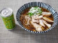 冷たい肉そば - tokoya3@