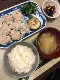 シュウマイ - 庶民のショボい食卓