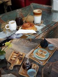 2019.9 台湾美食旅vol.12 ~台湾カフェ2軒「CONGRATS CAFE」&「FIFI'S TEA HOUSE」 - 晴れた朝には 改