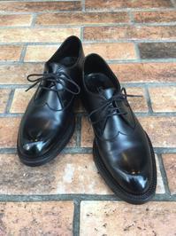 【J.M.WESTON】革靴女子に贈る、最強ソール補強 - Shoe Care & Shoe Order 「FANS.浅草本店」M.Mowbray Shop