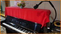 ゆざやのピアノに秘密兵器を付けてみたの巻 - 山中温泉のてんこもり