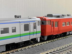 ようこそ、北のヨンマル:トラムウェイ(ポポプロ)キハ40形100番台 - Scenery with Train ~列車のある風景~