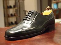 修理靴にて再会 - 銀座ヨシノヤ銀座六丁目本店・紳士ブログ