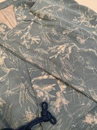 樹氷柄の着物 - あの日、あの時、あの場所で
