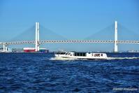 客船がいない横浜港でオフネ見~新型水上バス紹介編~ - カメラと会いに行く