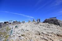 中央アルプス最高峰へ - Photolog