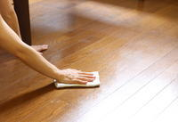 お家と仲良くなるには、床を磨く。 - キラキラのある日々