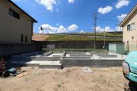 基礎/土手下の住宅/倉敷 - 建築事務所は日々考える