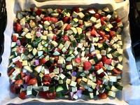 夏野菜のオーブン焼き - ローマの台所のまわり