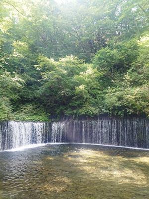 2020年8月15日 終戦記念日、軽井沢へ。 - 未知を開く@道を拓く