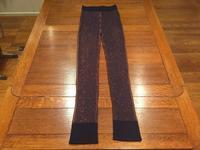 "WOLF&RITA""GASPAR Knit-Leggings""【WR20aw636-01】 - LOB SHOP"