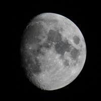 天体観測十日余の月 - 月見野営