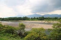 赤川アユ事情空缶がほとんどらしいが禁漁区で釣りをしていたら舟のアユは全数放流していただきます - 「 ボ ♪ ボ ♪ 僕らは釣れない中年団 ♪ 」Ver.1