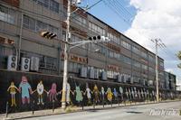 北加賀屋にアートな所があると聞いたので行ってきた - YOSHIの日記