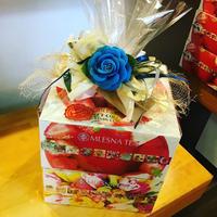 お誕生日の贈り物 - 香りの紅茶 ムレスナティー HONORATKA TEA ROOM