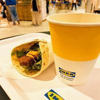 IKEA原宿店とスウェーデンカフェ - 田園 でらいと