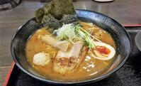 らぁ麺かりん味噌らぁ麺 - 拉麺BLUES