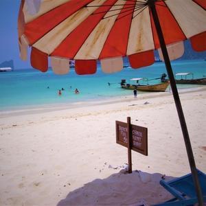 parasol de plage -