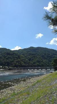 京都嵐山 - はっぴーばいまいせるふ2