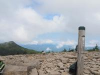 湯ノ丸山・烏帽子岳のんびり歩き2020.8.29(土) - 心のまま、足の向くまま・・・