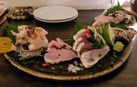仙台貝と魚と炭び シェルまる - しんみりと