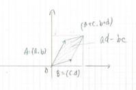 逆行列におけるad-bcとはなにか - ワイドスクリーン・マセマティカ