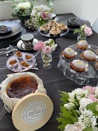 ケーキ教室バスクチーズケーキとレモンケーキ - ハッピーショコラ ぷらす にゃんこ