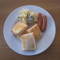 ヨーグルト入りのポテトサラダ - Hanakenhana's Blog