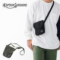 KAPTAIN SUNSHINE [キャプテンサンシャイン] Traveller Jet Case [KS20FGD07] トラベラージェットケース・ショルダーバック・ MEN'S/LA - refalt blog