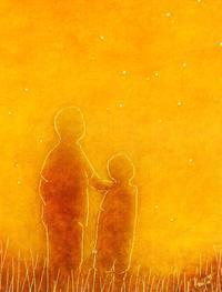 父と息子 - 高山ケンタ「日々の珈琲」