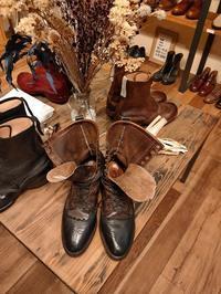 毎日使う靴だからこそ手入を - Shoe Care & Shoe Order 「FANS.浅草本店」M.Mowbray Shop
