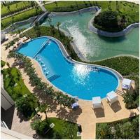 沖縄のヒルトンホテル巡り…ヒルトン瀬底島のプールとビーチ - アキタンの年金&株主生活+毎月旅日記