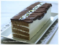 9月のお菓子・大麦のケーキ - 粉工房通信