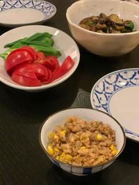 トウモロコシご飯 - bluecheese in Hakuba & NZ:白馬とNZでの暮らし