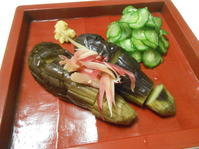 野菜だらけ。 - のび丸亭の「奥様ごはんですよ」日本ワインと日々の料理