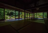 旧竹林院 - 鏡花水月