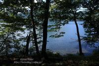 湖畔風景 - 風の彩りー3