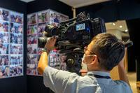NHKローカルテレビの取材 - ライカとボクと、時々、ニコン。