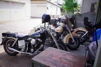 土曜日の授業風景~宿題が残る~ - Vintage motorcycle study